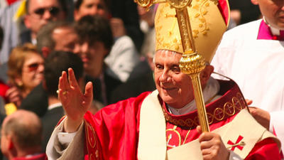 Pope Benedict XVI to be called 'pope emeritus' after retirement