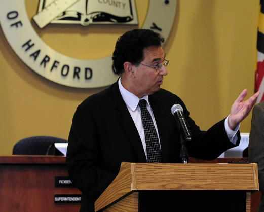 Harford plans interim superintendent