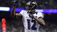 VIDEO Ravens' Jacoby Jones joins DWTS cast