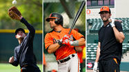 Over/under predictions on the Orioles' 2013 statistics