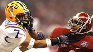Troubled former Louisiana State star cornerback Tyrann Mathieu is painfully aware of just how much he's damage he's inflicted on his reputation with potential NFL employers, and how his many transgressions with drugs have cost him financially.