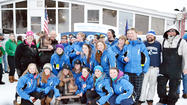 MARQUETTE — It all came together perfectly for the Petoskey High School ski teams on the biggest day of the season Monday.