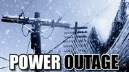 KANSAS CITY, Mo. (AP) - More than 41,000 customers in northwest Missouri and parts of Kansas remained without power on Tuesday afternoon as utility crews scrambled to return service before nightfall after the second winter storm in less than a week hit the two states.