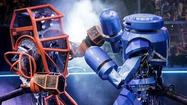 Meet the robots of 'Robot Combat League'