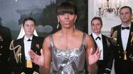 On Feb. 14, a Hollywood delegation showed up at the White House. Motion Picture Academy President Hawk Koch, Oscar producers Craig Zadan and Neil Meron and film mogul Harvey Weinstein had come to explore a rather important matter (for them): They wanted to see if they could secretly work out the details for Michelle Obama to present best picture at the Oscars 10 days later.