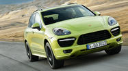 <strong>How green is it?</strong> With the addition of the diesel model for 2013, the 2013 Porsche Cayenne Hybrid is no longer the greenest kid on the block. Not that it was very green to begin with. The diesel model bests the hybrid by 5 mpg on the highway and 2 mpg in combined driving.