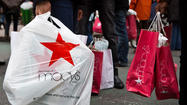 Macy's targets Millennials, Saks blames Sandy in Q4 earnings