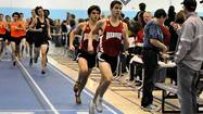 Deerfield High School senior distance runner Alex Gold doesn't believe in taking days off so it was no surprise to those who know him that he was out running on Christmas.
