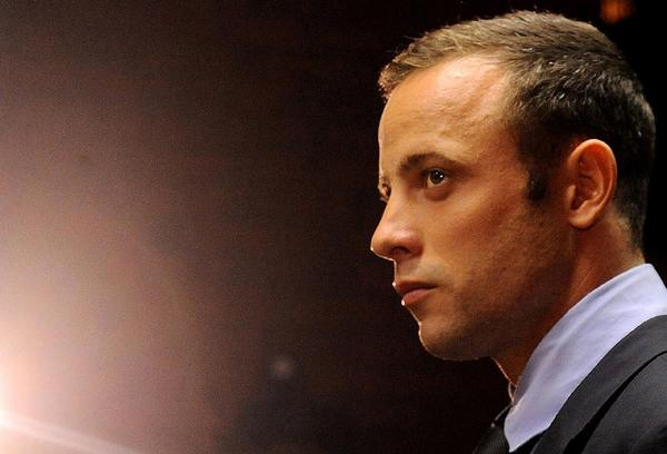Oscar Pistorius, shown here on Friday, is planning his own memorial for Reeva Steenkamp.