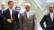 Negotiators offer Iran slight easing of sanctions