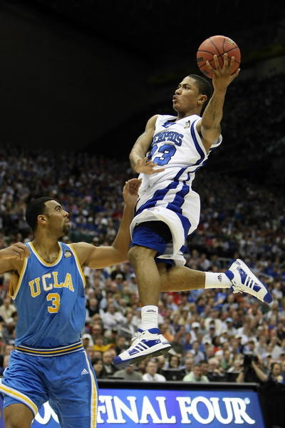 Rose helped lead the Memphis Tigers to the NCAA championship game against Kansas. He turned in impressive performances against basketball powerhouses Michigan State, Texas and UCLA.