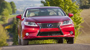 Lexus earned the top score in Consumer Reports' 2013 annual ranking of car brands and vehicles. The American car companies were near the bottom of the rankings.