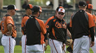 Orioles' Grapefruit League game vs. Pirates rained out