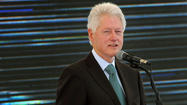 Former President Bill Clinton is the 2013 recipient of the Lincoln Leadership Prize — the first time a former U.S. president has been awarded the prize, The Abraham Lincoln Presidential Library Foundation announced Tuesday.