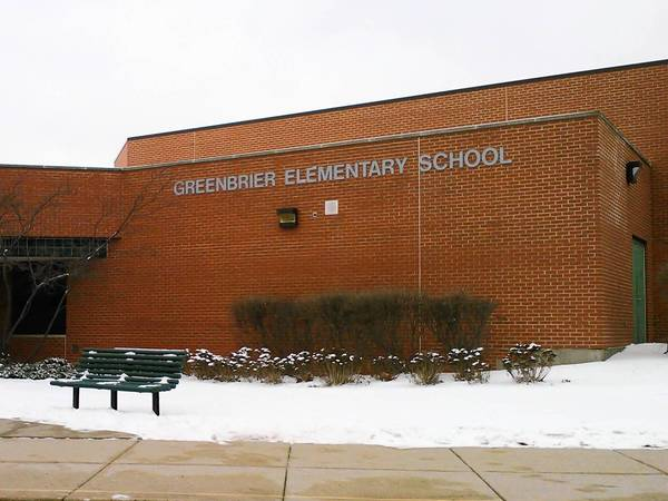 Greenbrier Elementary School had 100 percent of students meet standards in three categories last year.
