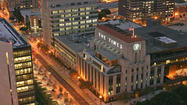 Tribune Co. hires investment bankers to explore sale of newspaper unit