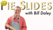 Pie Slides with Bill Daley: Maple Orange Walnut Pie