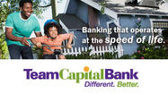No. 9: Team Capital Bank