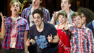Musical 'American Idiot' Explodes With Intense Theatricality