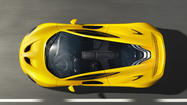 Pricing, speed announced for McLaren's P1 plug-in hybrid supercar