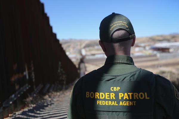 Homeland Security Agencies Work To Secure U.S.-Mexico Border In Arizona