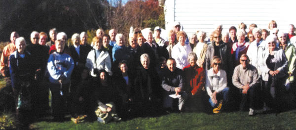 The Winter Street School Alumni Association traveled to the Bedford Springs (Pa.) Hotel on Oct. 9. The group is planning another trip May 7, which includes a cruise on the Potomac River and a visit to the Chesapeake and Ohio Canal Great Falls Visitors Center.