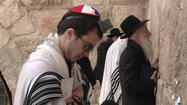 Pictures: Journey to Jerusalem, Western Wall
