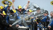 Jimmie Johnson Daytona victory reflects Chad Knaus work ethic