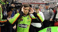 NASCAR's new anthem: I am woman, my engine roars!