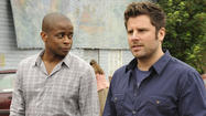 """Psych"" fans who have waited almost a year for Season 7 will be duly rewarded Wednesday night with the first of three funny, creative episodes I've had the chance to watch."