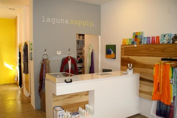 Laguna Supply is hosting a trunk show for new clothing line Crippen on Friday.