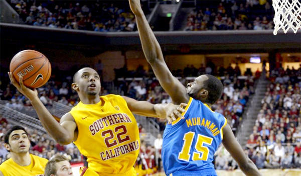 Byron Wesley is averaging 10.3 points, 4.4 rebounds and 1.9 assists per game for the Trojans (12-15,7-7 Pac-12).