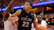 Not many opponents get the last chuckle at the Carrier Dome, but Otto Porter left his calling card all over that building.