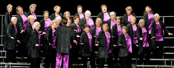 Glen Ellyn Chorus Announces 2013 Spring Show