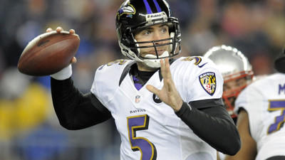 Flacco talks continue, described as 'amicable'