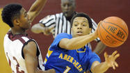 Aberdeen vs. Towson boys basketball playoffs [Pictures]