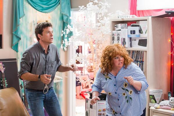 "Universal Pictures' ""Identity Thief"" stars Jason Bateman and Melissa McCarthy."