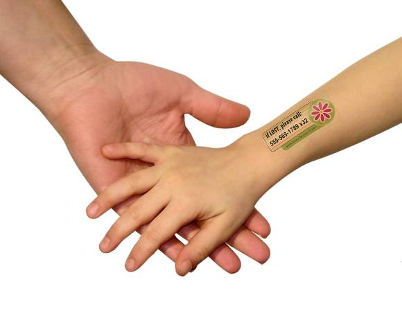 Safety Tat for kids