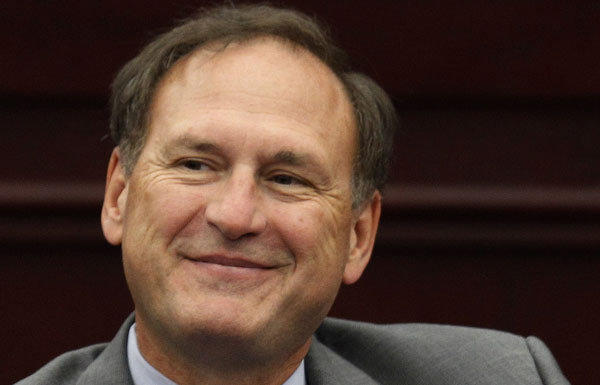 "Justice Samuel A. Alito Jr. said the plaintiffs had ""no actual knowledge of the government's targeted practices. Instead, [they] merely speculate and make assumptions."""