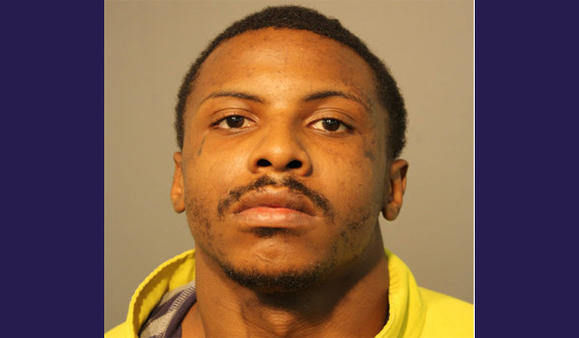 D'Andre Fuller, 27, charged with murder. Police photo