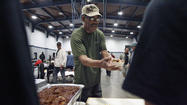 Dog Haus feeds the homeless in Glendale