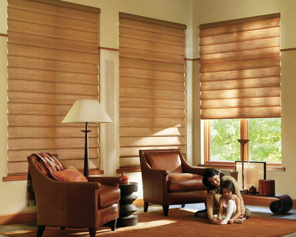 HUNTER DOUGLAS - Fresh Ideas for Your Home from Just Right Blinds & Shutters