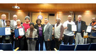 On one of the last days of Black History Month, seven unsung African-American heroes of the local community were honored Tuesday at the Imperial County Board of Supervisors meeting.