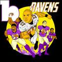 Ravens smash!