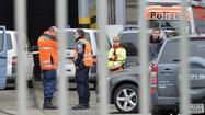 A shooting at a wood-processing company in central Switzerland on Wednesday left three people dead and seven injured, some of them seriously, prosecutors said.