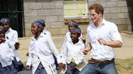 Dancing Prince Harry