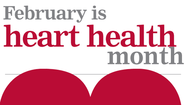 INFOGRAPHIC: February is Heart Health Month