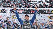 Jimmie Johnson does the Harlem Shake at Daytona | <b>Video</b>