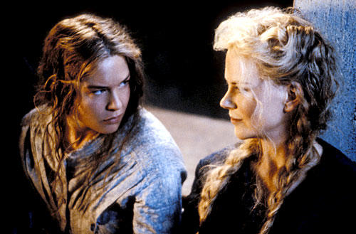 <b>'COLD MOUNTAIN':</b> Jude Law and Nicole Kidman teamed for Minghella's adaptation of the Civil War novel.