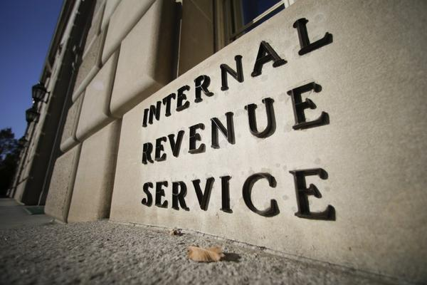 The Internal Revenue Service building in Washington